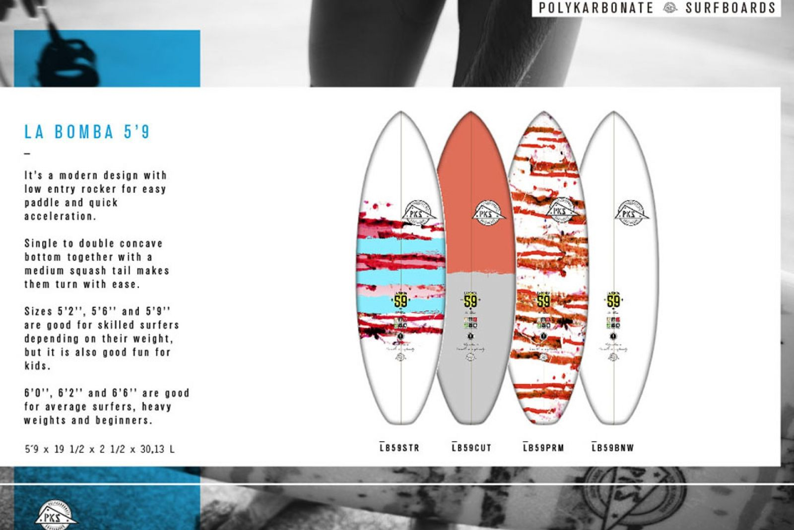 PKS Pukas Surfboards