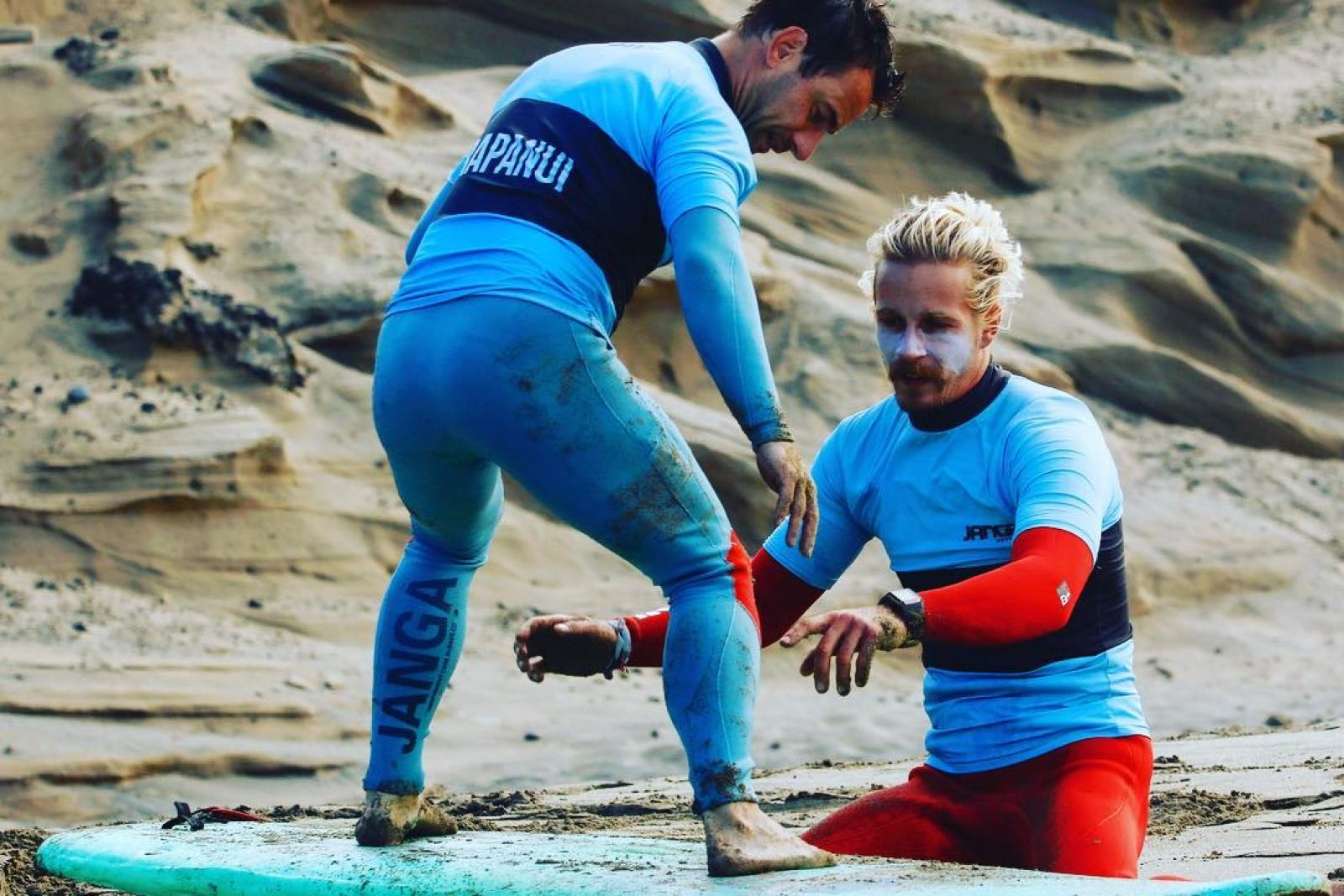 Learn to Surf/Surf Lessons Fuerteventura