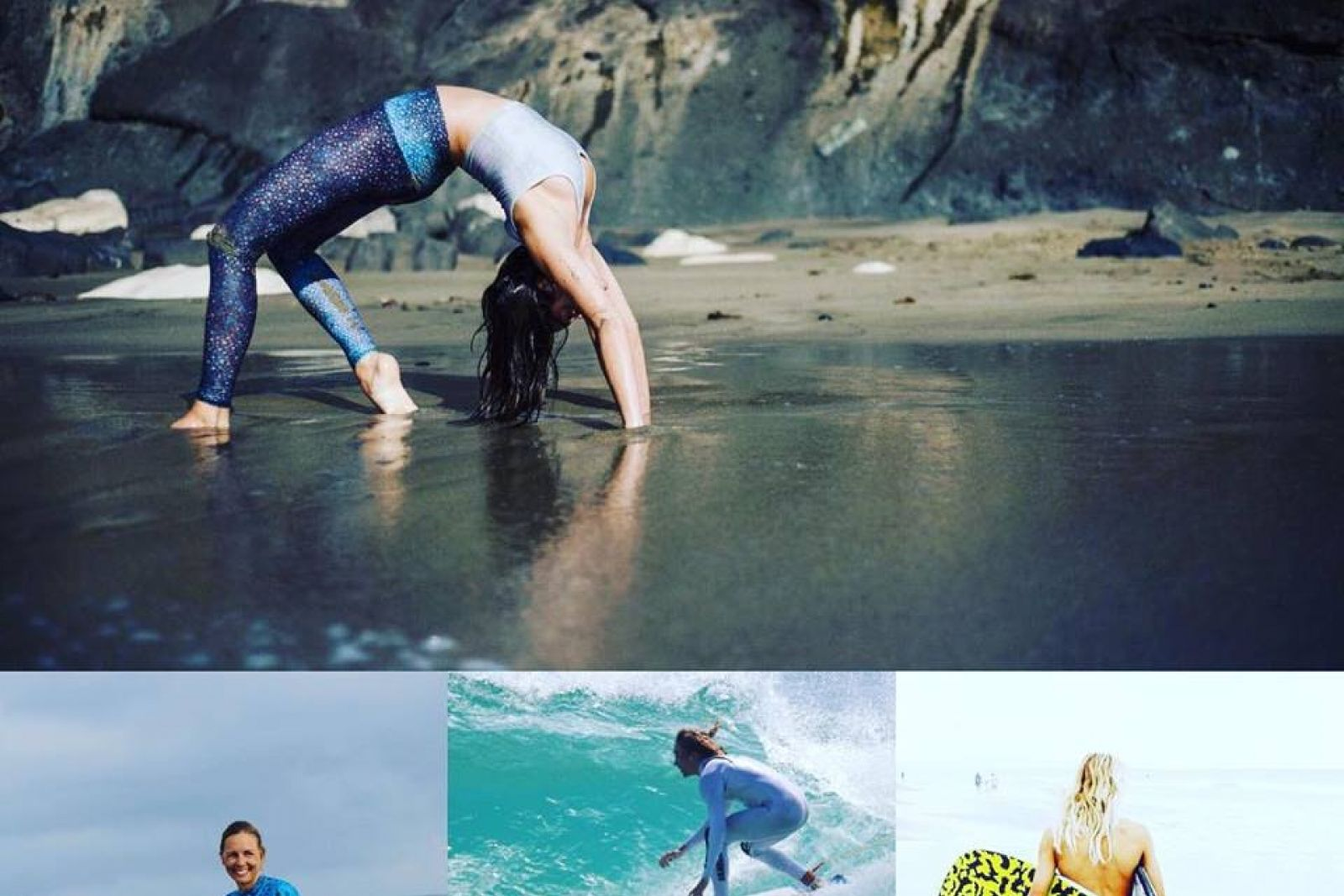 Surf & Yoga Retreat Fuerteventura