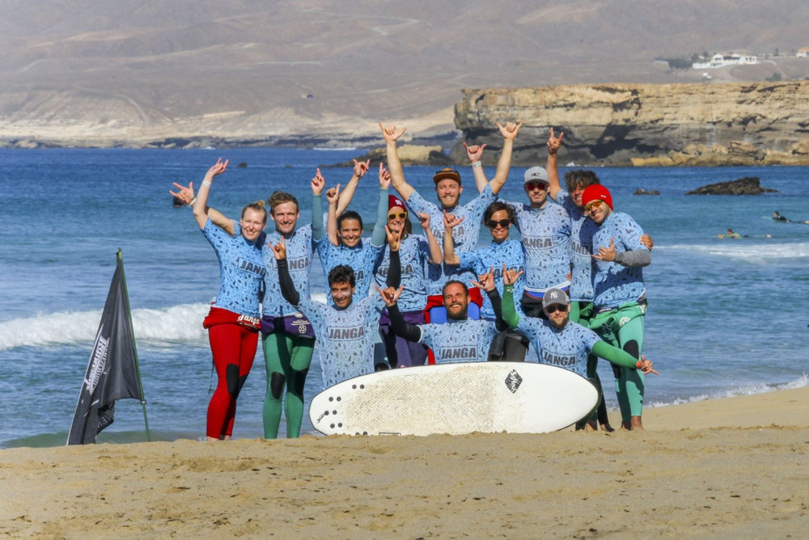 Surf Coaching/Surf Lessons  Fuerteventura